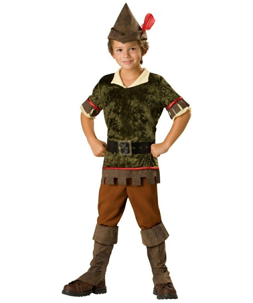sc 1 st  Wonder Costumes & Kids Robin Hood Movie Costume - Boys Robin Hood Costumes