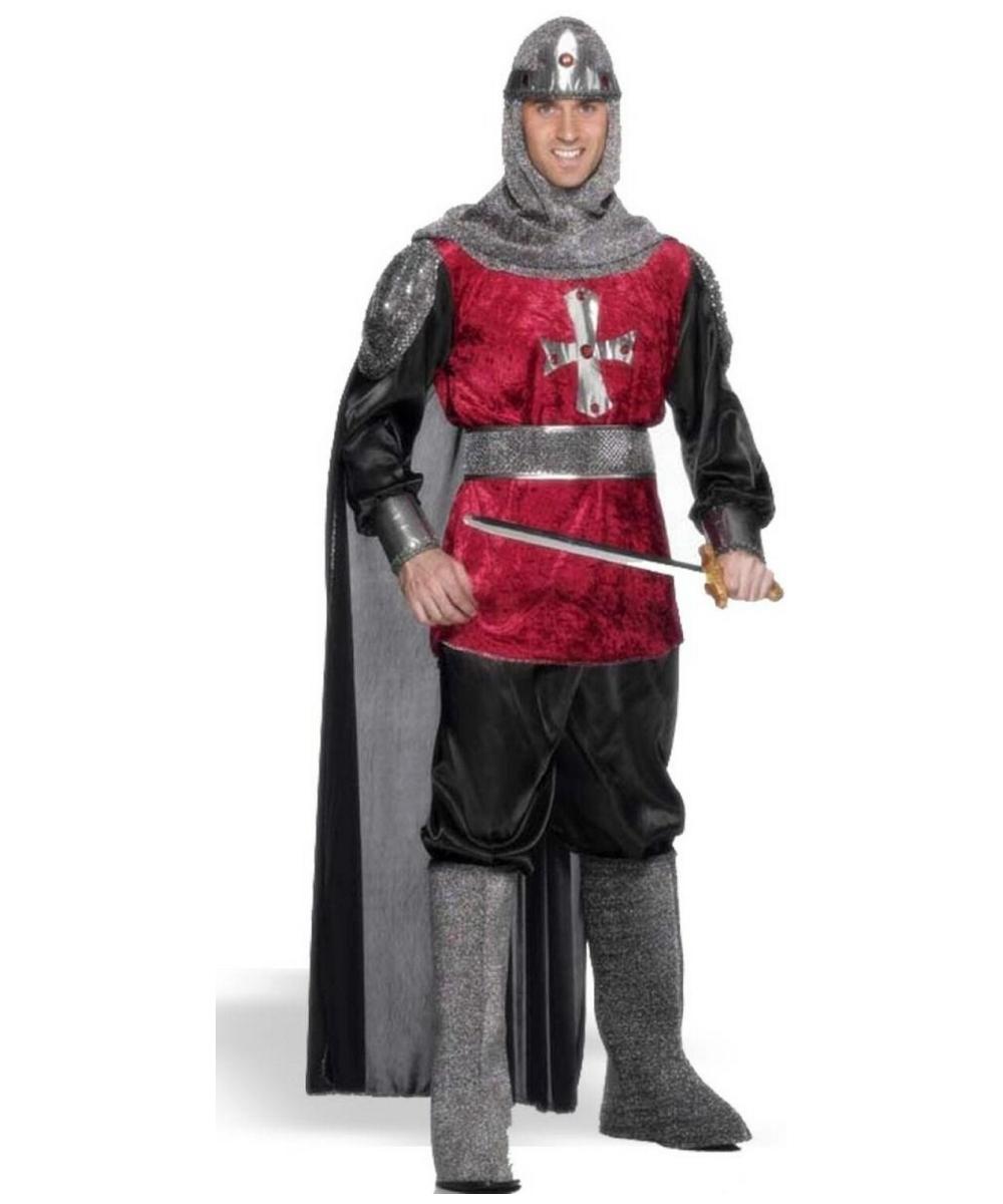 Royal Knight Costume Adult Costume Renaissance