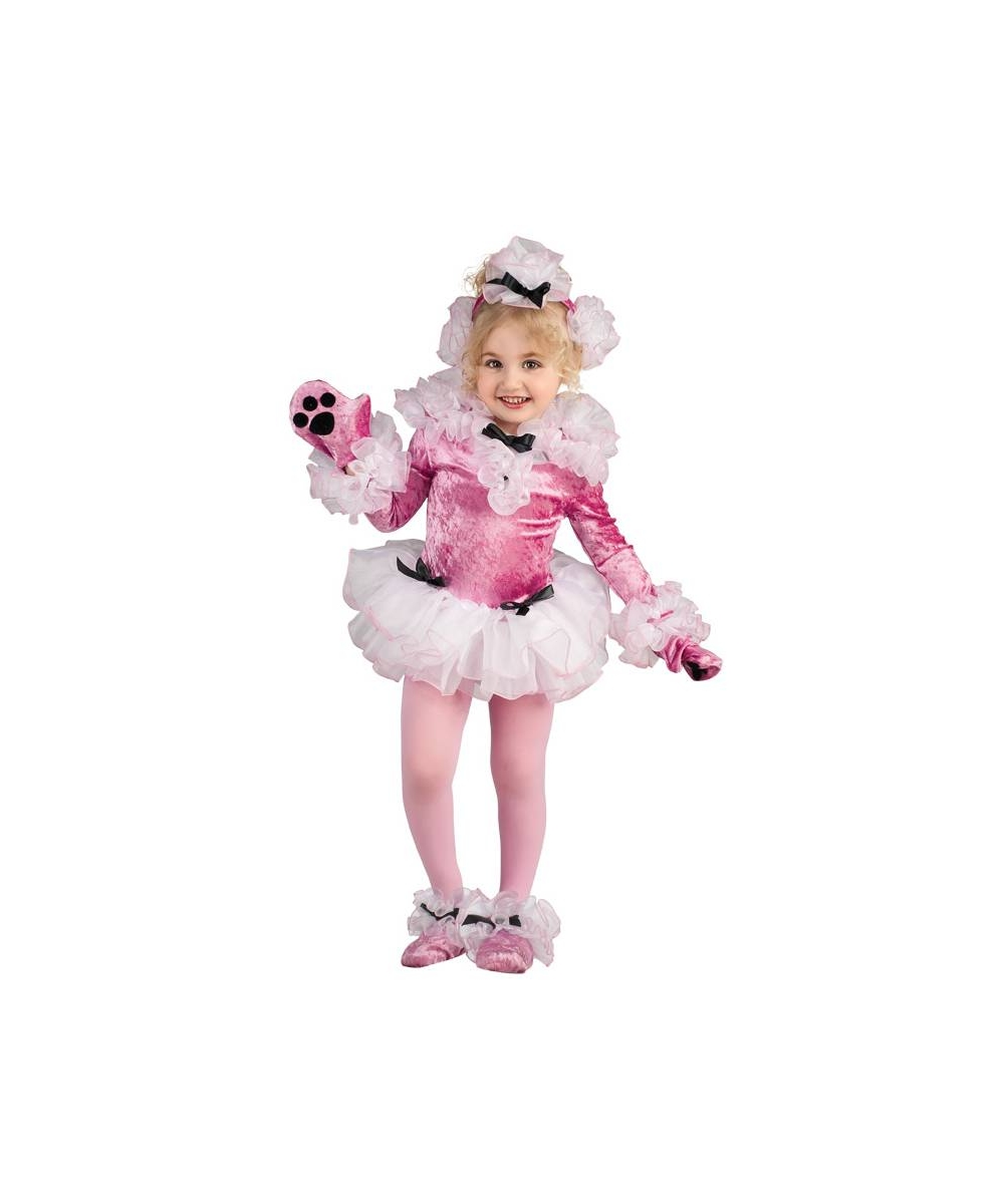 sc 1 st  Halloween Costumes & RUFFLED POODLE BABY COSTUME - Poodle Costumes