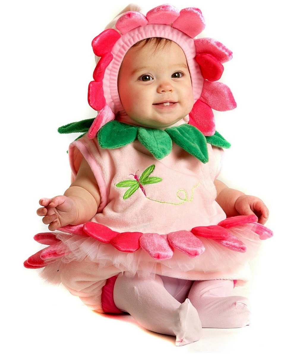 Spring Flower Costume Infant Toddler Halloween