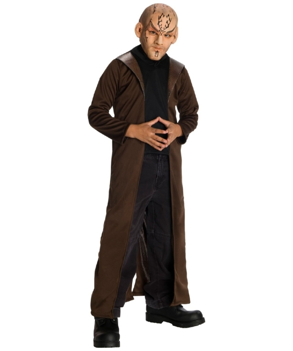 Star Trek Movie Nero Boys Costume