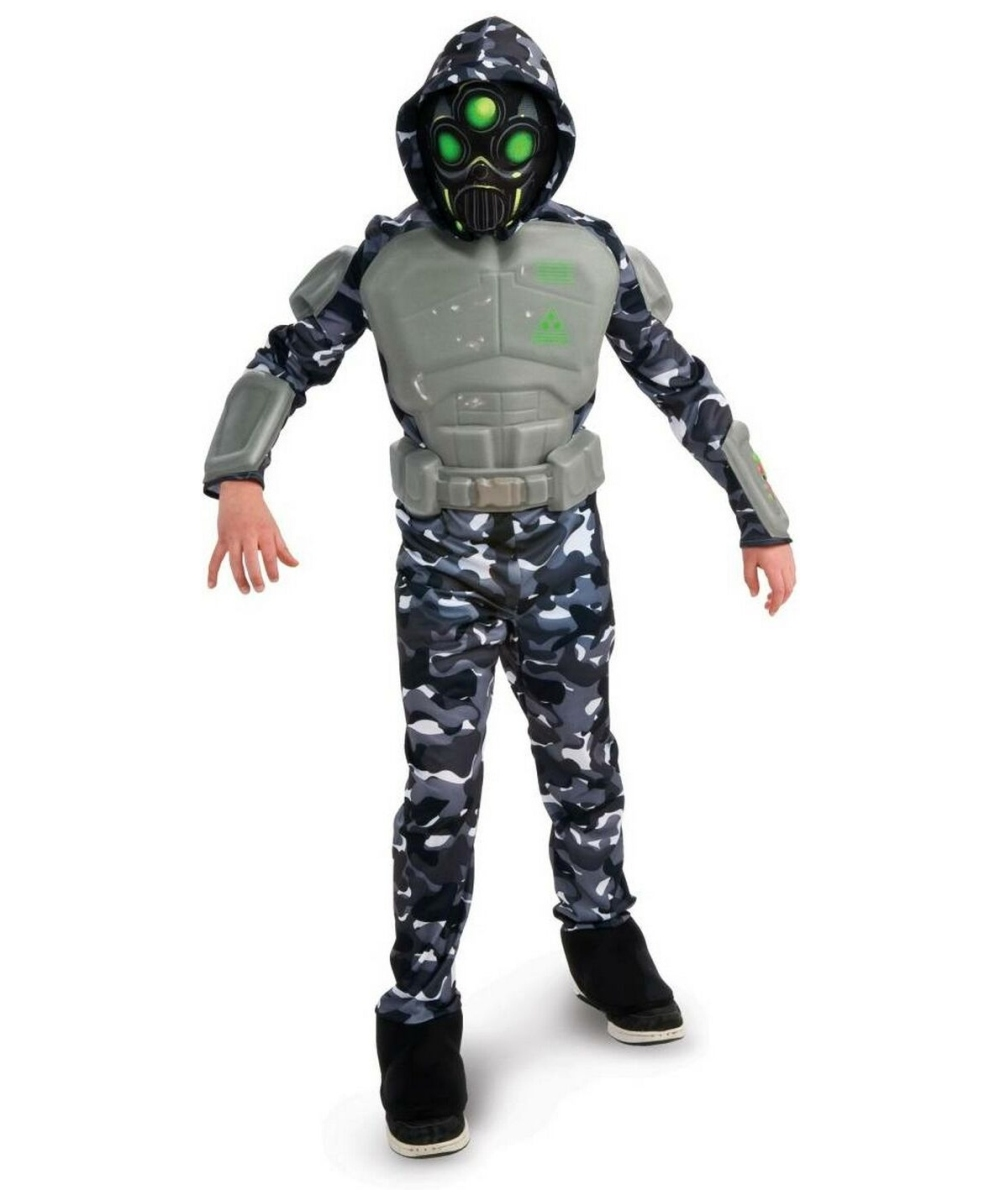 swat ninja kids costume ninja halloween costumes