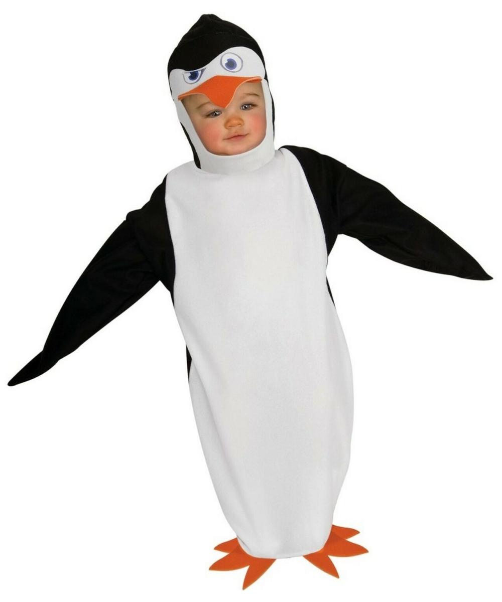 Penguin Madagascar Skipper Baby Costume