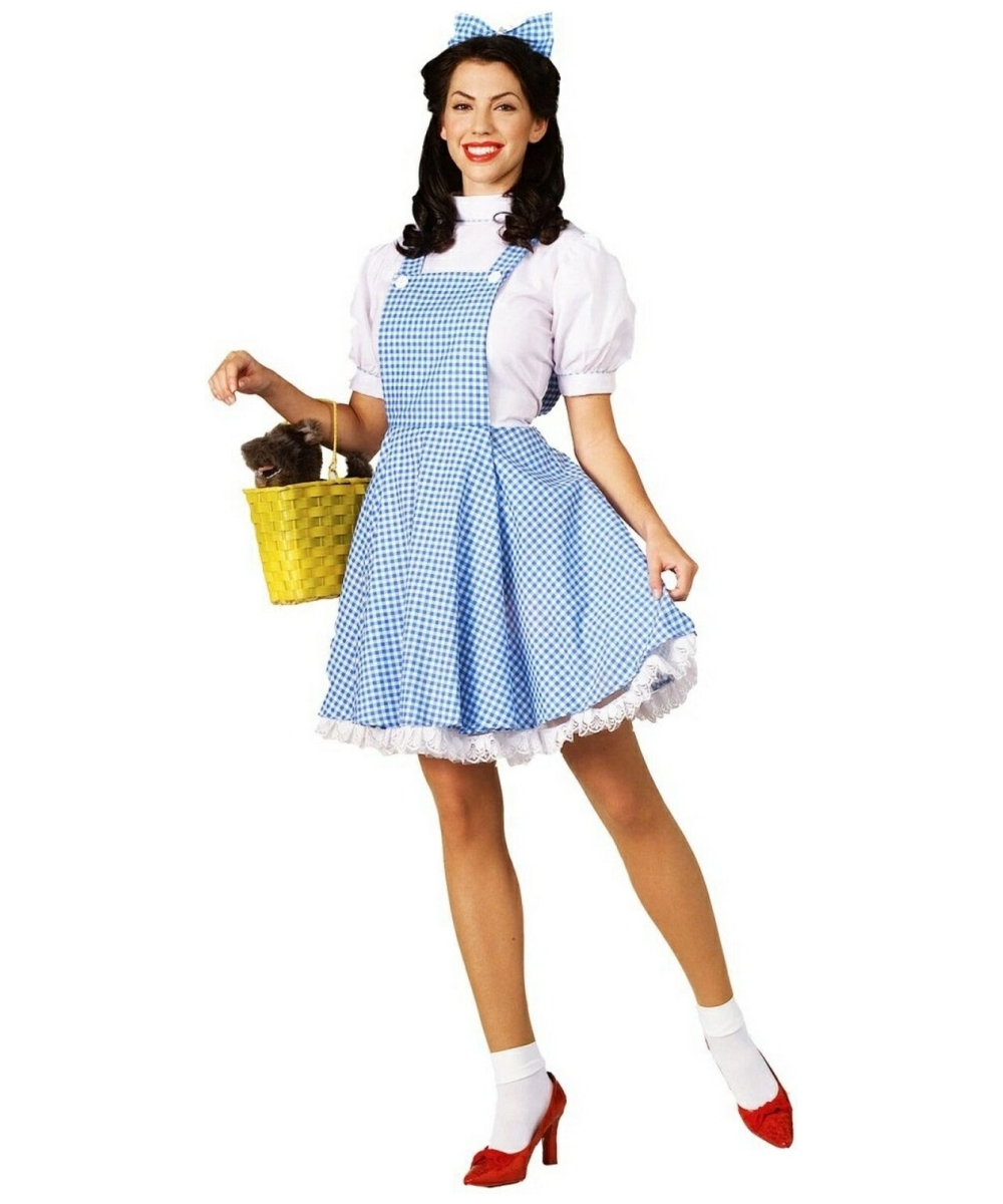 Dorothy wizard of oz dothy adult costume women movie costumes thecheapjerseys Choice Image