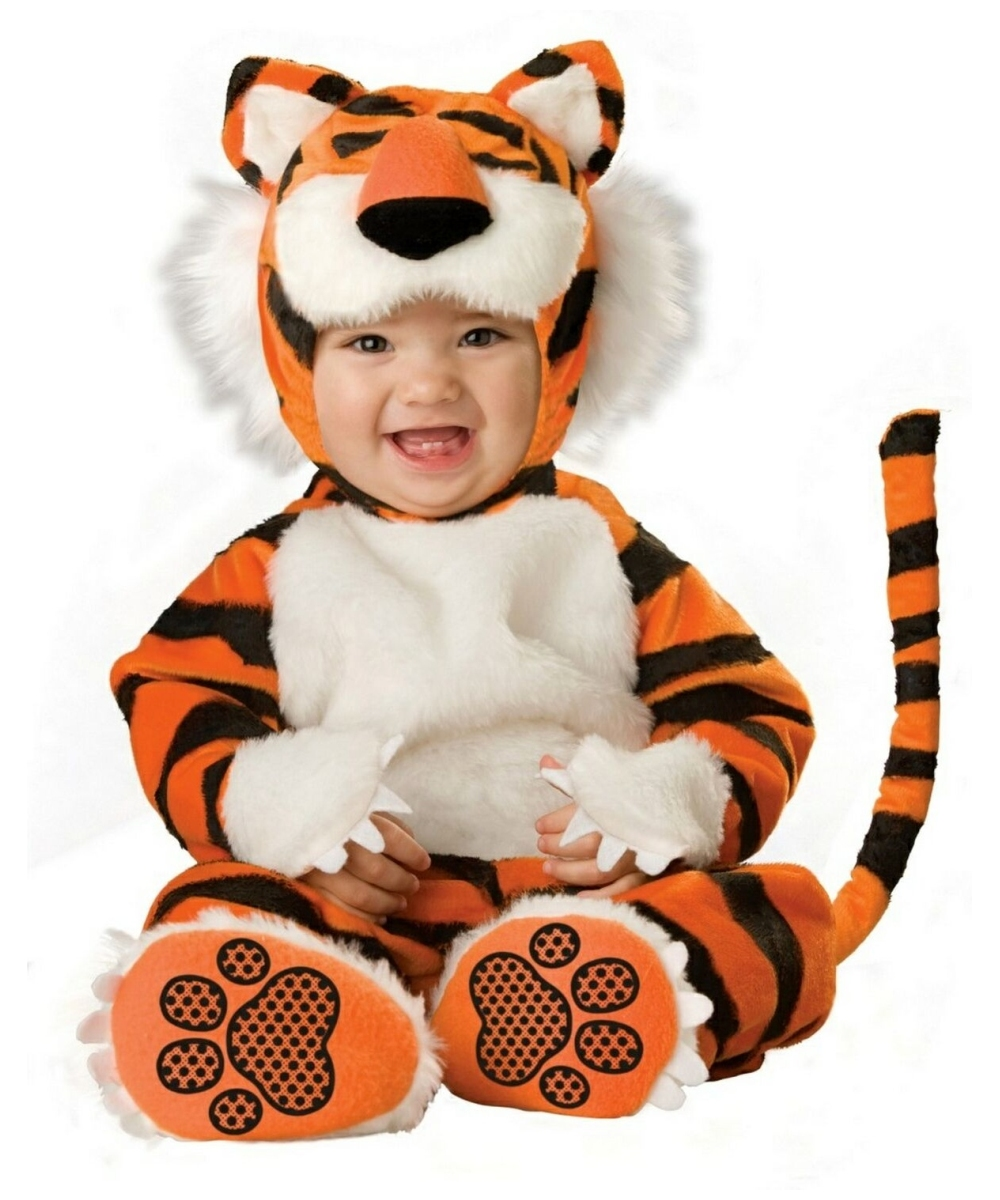 sc 1 st  Halloween Costumes & Tiger Tiny Infant/toddler Costume - Boy Tiger Costumes