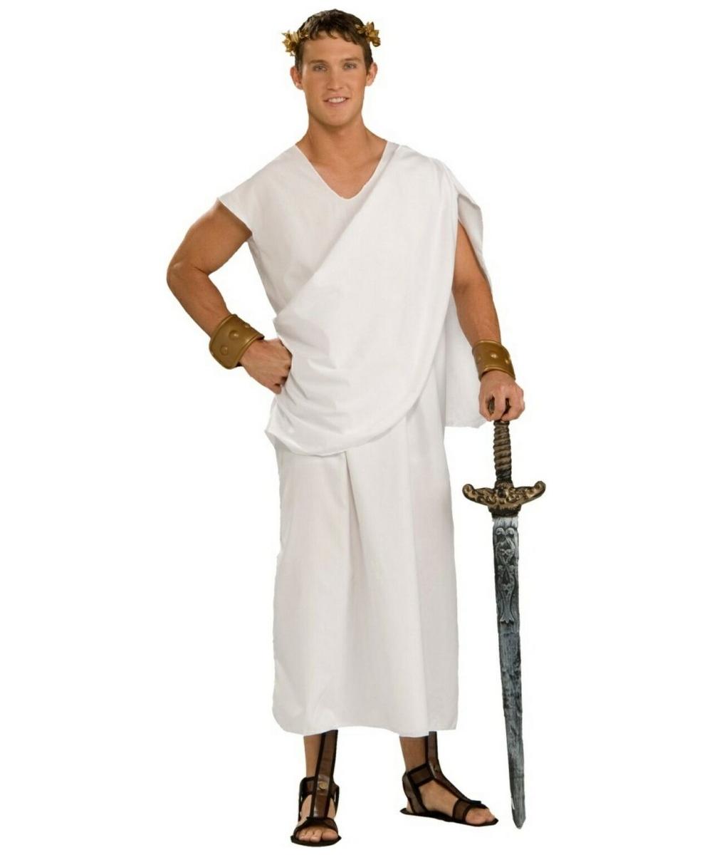 Toga Toga Adult Plus Size Costume - Halloween Costumes