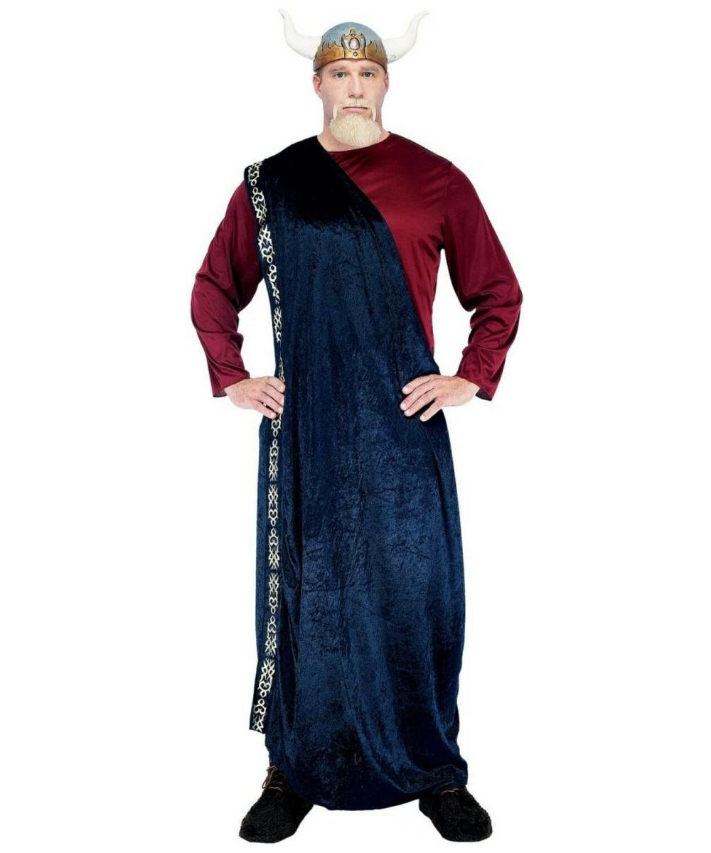 sc 1 st  Wonder Costumes & Adult Viking King Halloween Costume - Men Costumes