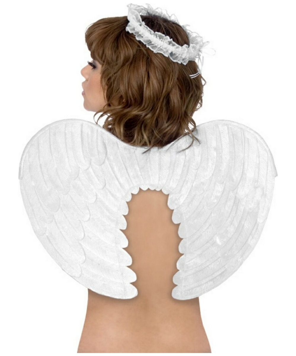 Angel Wings Halloween