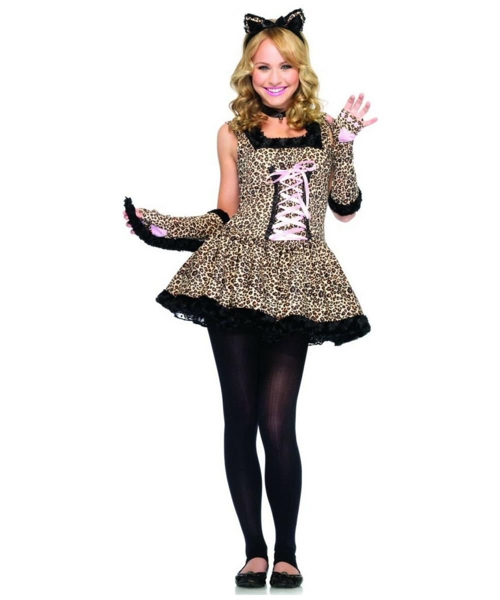 Wildcat Cutie Costume - Teen Costume - Halloween Costume at Wonder Costumes  sc 1 st  Wonder Costumes & Wildcat Cutie Costume - Teen Costume - Halloween Costume at Wonder ...