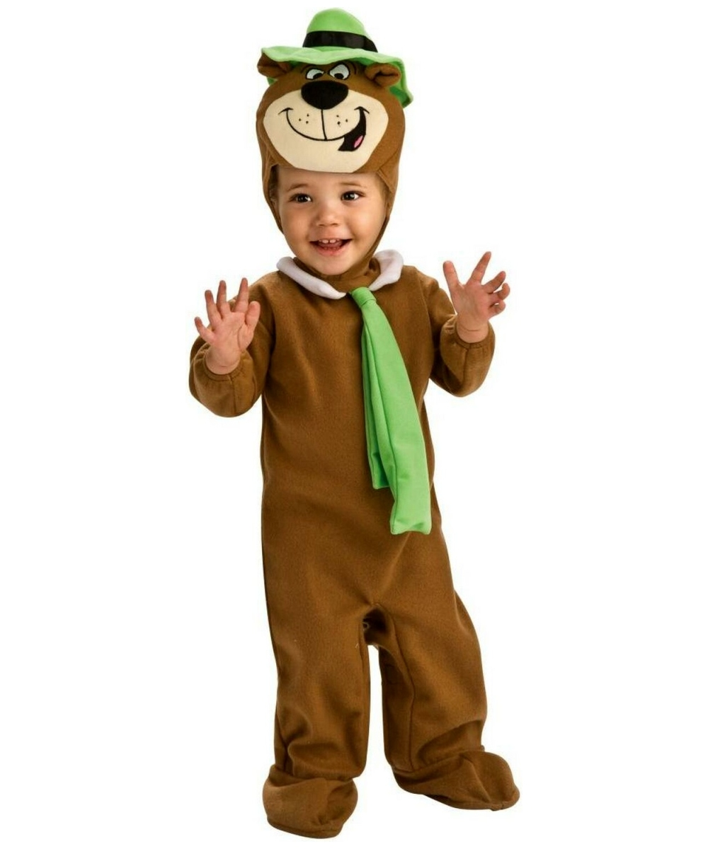 Yogi Bear Costume Infant Toddler Costume Toddler