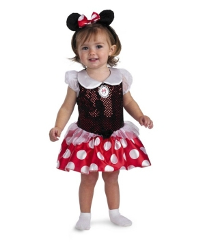 Minnie Disney Baby Costume
