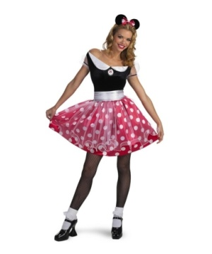 Minnie Mouse Disney Women Costume deluxe