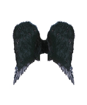 Angel Feather Wings - Adult Accessory