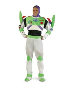 Toy Story Buzz Lightyear Disney Men Costume deluxe