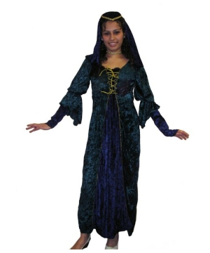 Lady Juliet Kids Costume