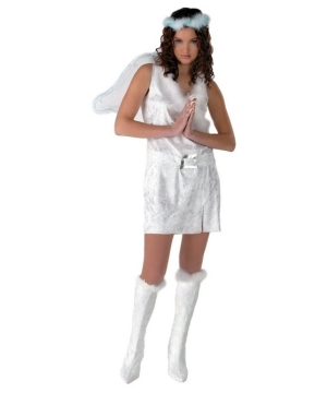 Luminosity Angel Teen Costume