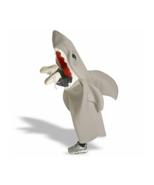 Man Eating Shark Boys Costume