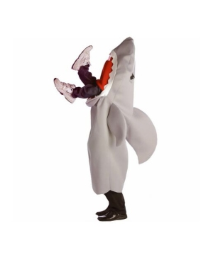Man Eating Shark Adult Costume