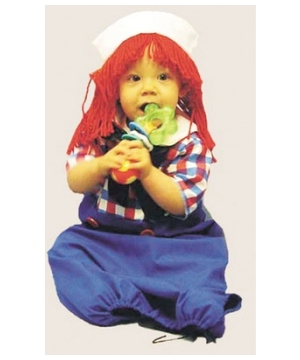 Raggedy Andy Newborn Costume