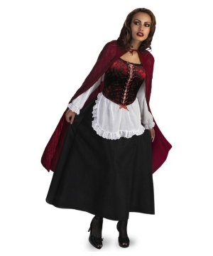 Red Riding Hood Movie Women Costume