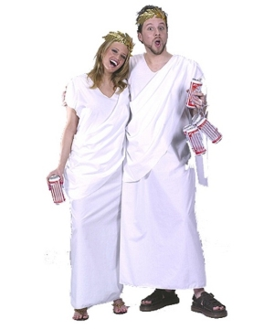 Toga Party Menswomens Costume