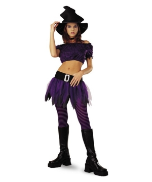 Witch Girl Teen Costume