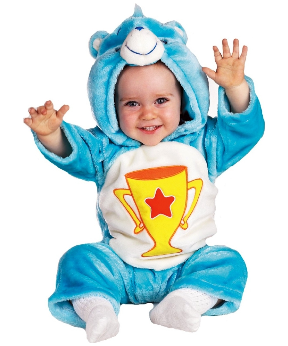 Infant Care Bear Halloween Costumes | Care Bear Champ Costume Bear Halloween Costumes