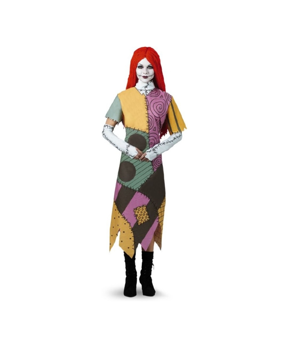 adult sally nightmare before xmas disney costume women