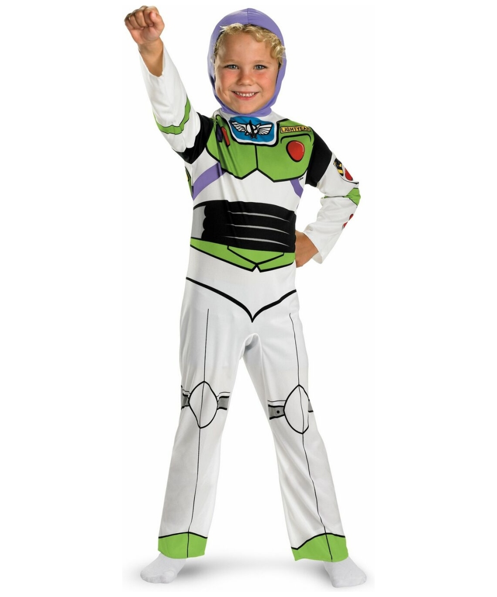 Buzz Lightyear Boys Costume