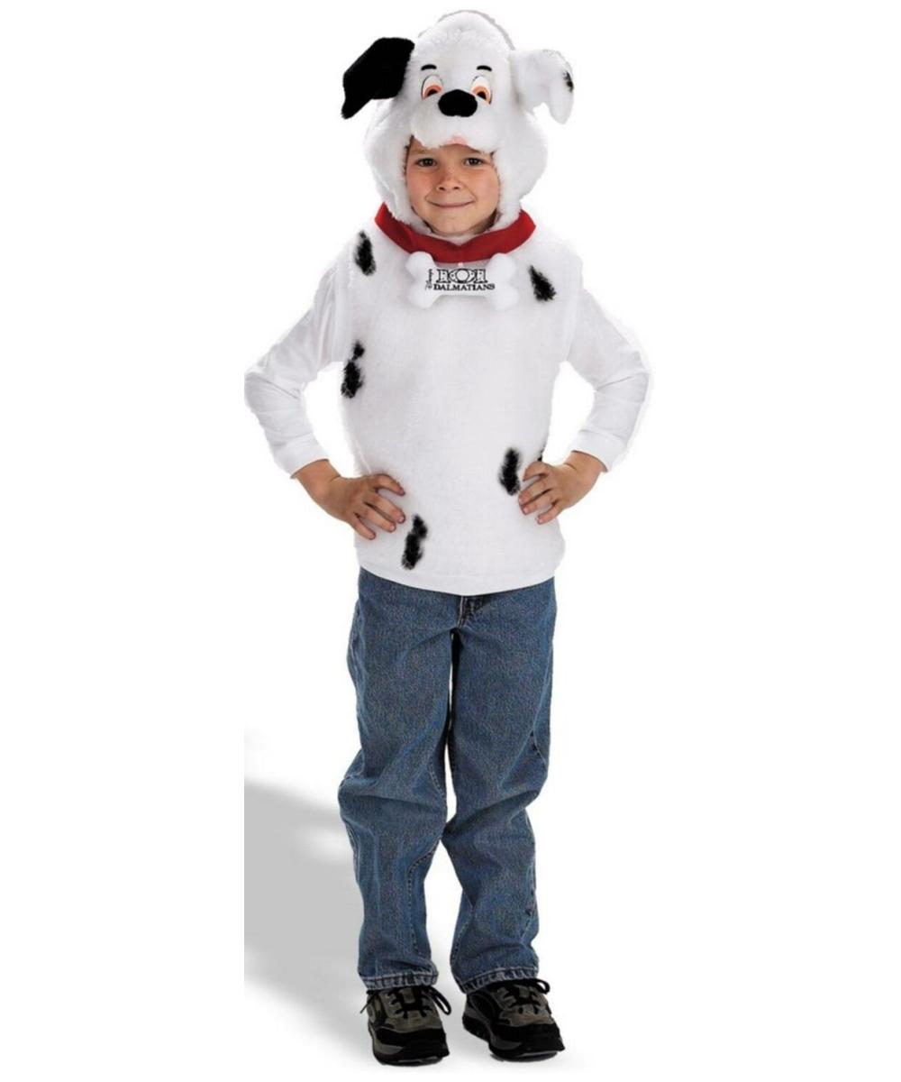 sc 1 st  Wonder Costumes & 101 Dalmatians Vest Kids Disney Costume - Kids Costumes