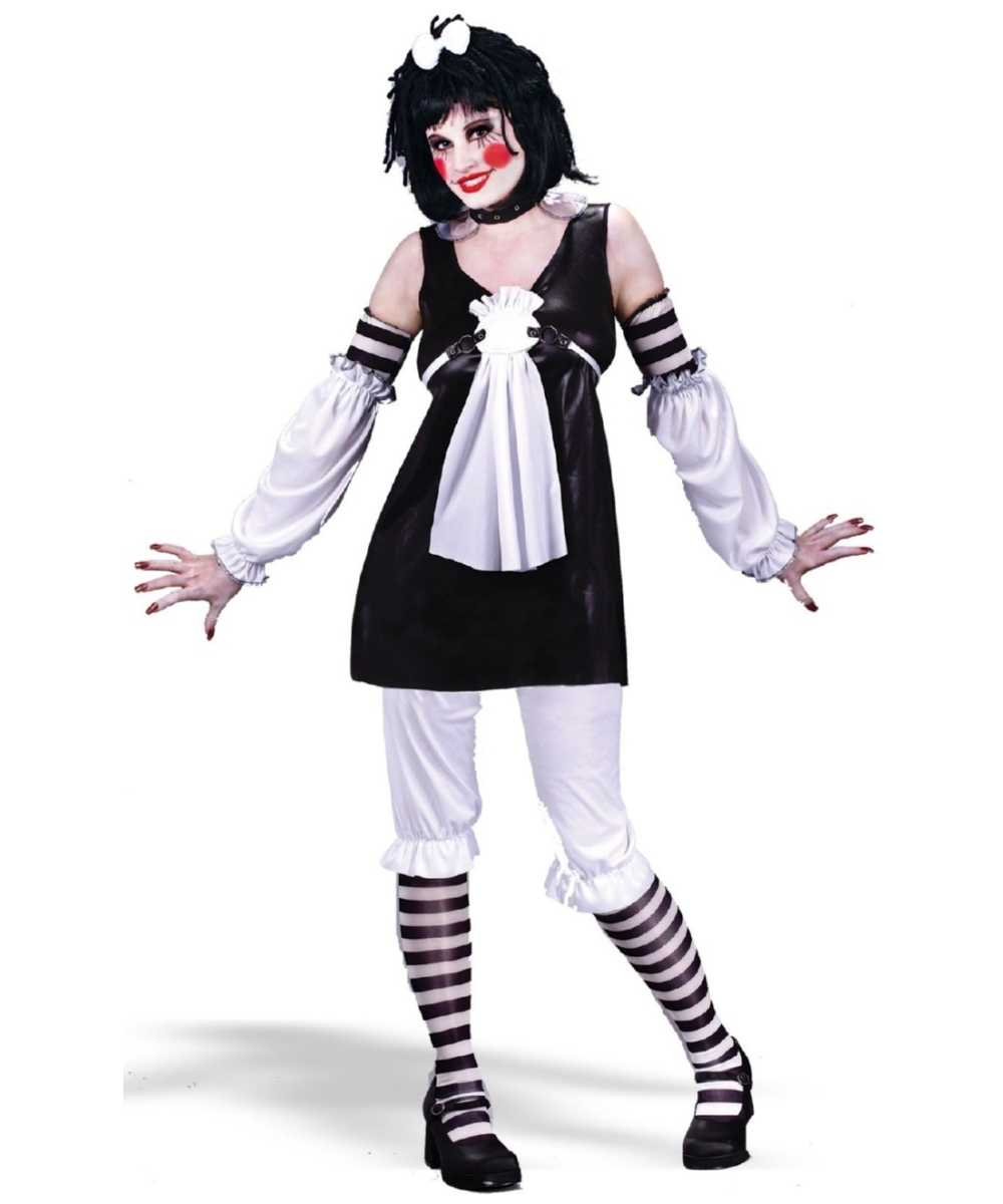 Goth Ann Women Costume