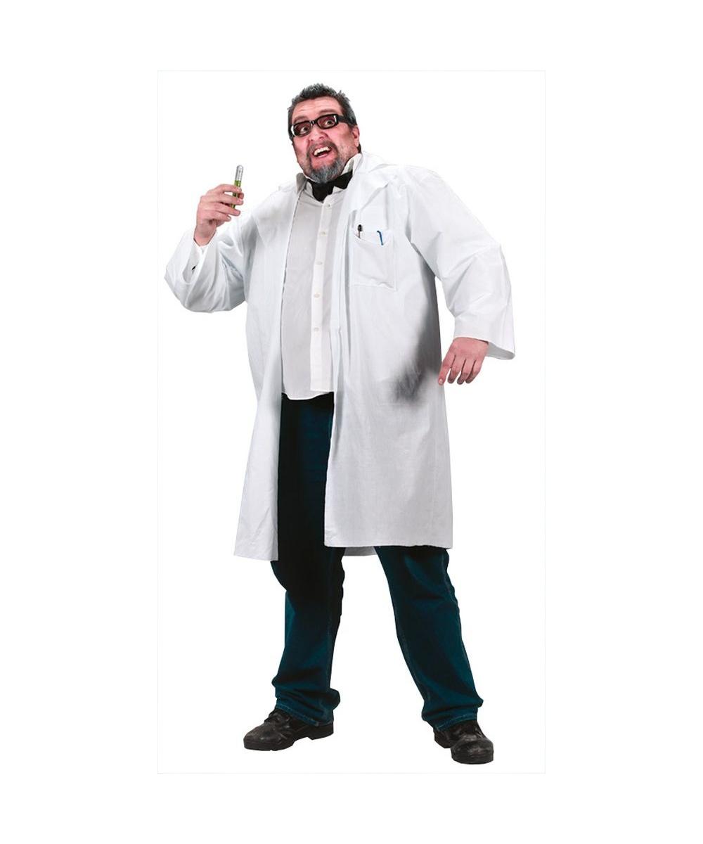 dr. coat costume - adult halloween costumes