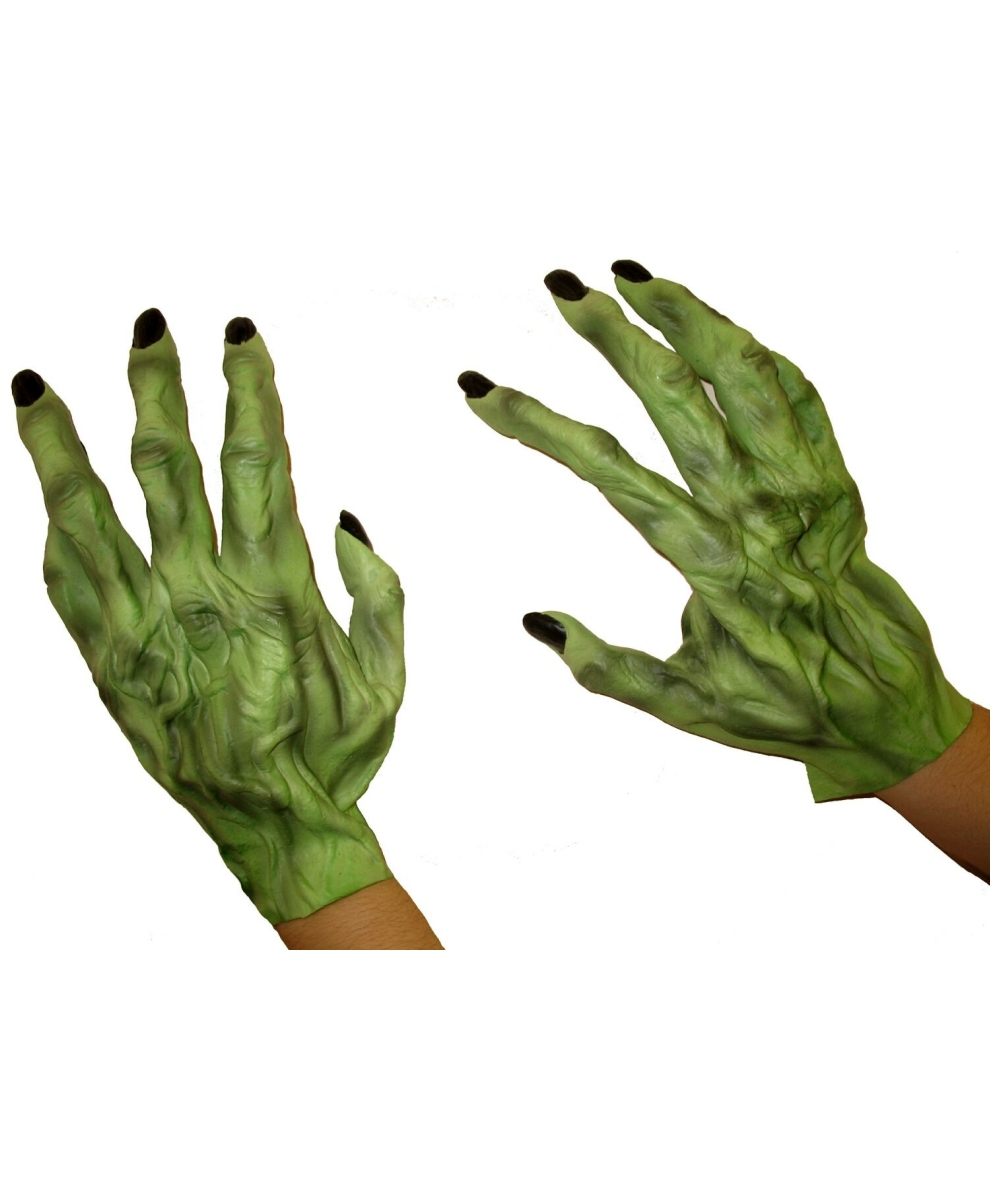 Monster Hands Gloves Costume