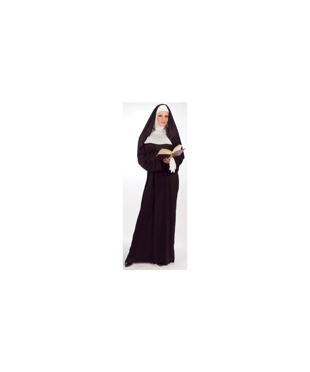 Mother Superior Womens Costume