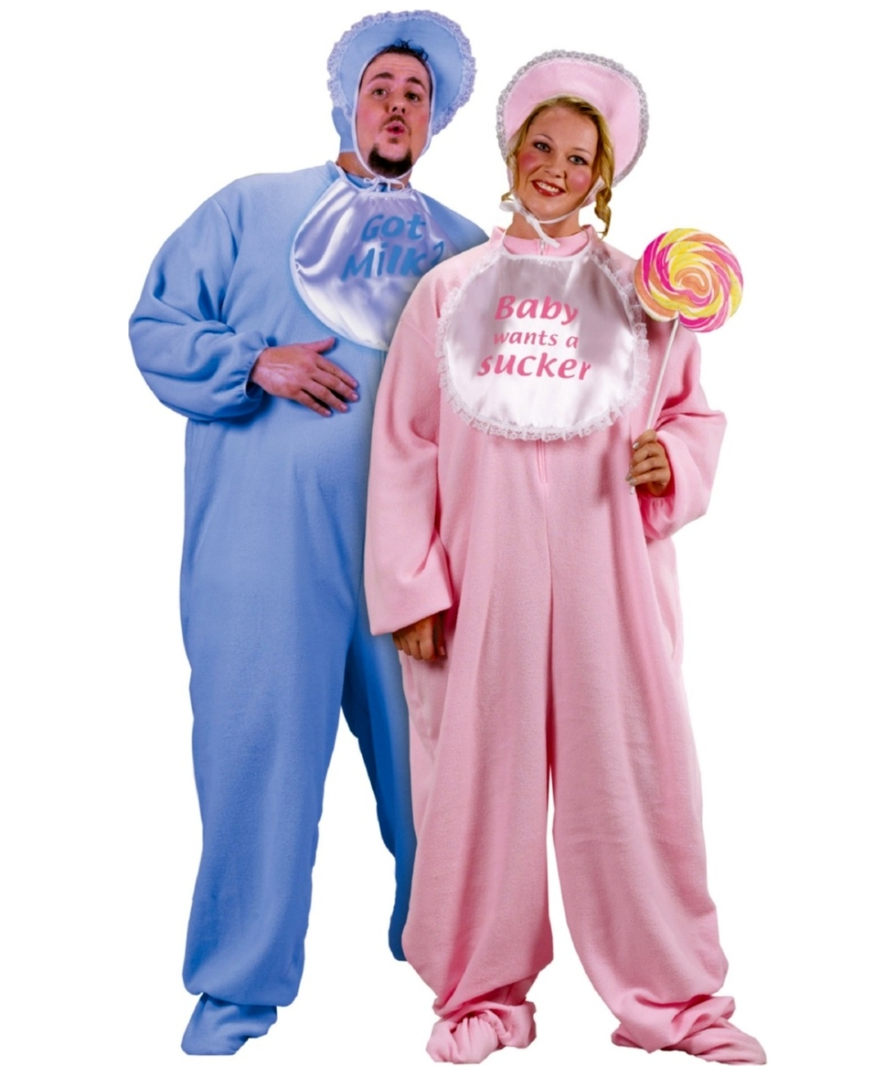 Jammies Costume Adult Halloween Costumes