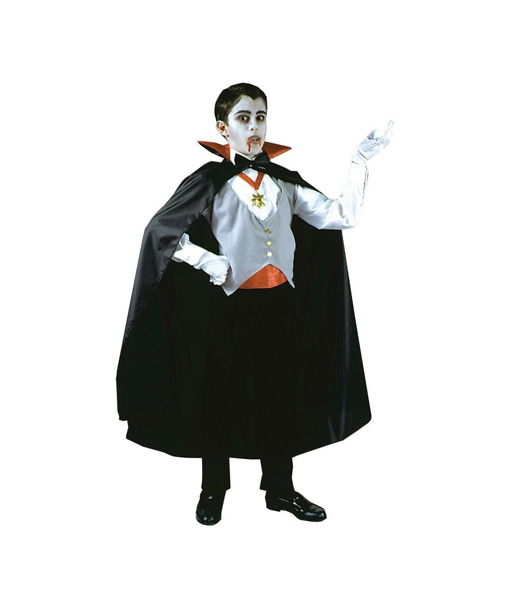 vampire kids halloween costume - boys halloween costumes