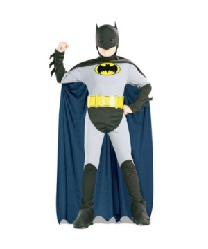 Batman Boys Costume