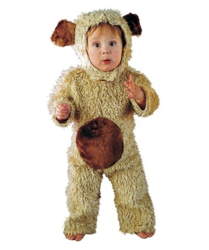Bear Oatmeal Baby Costume