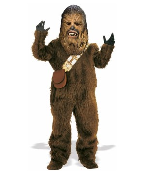 Chewbacca Men Costume