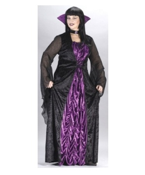 Countess Darkness Costume plus size