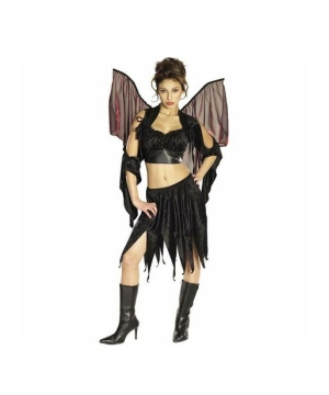 Gothic Fairy Womens Costume