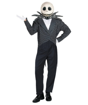 Jack Skellington Mens Costume deluxe
