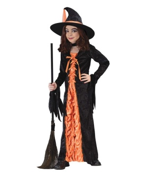 Mystic Witch Kids Costume