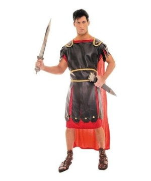 Red Centurion Mens Costume