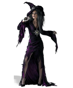 Sorceress Costume Women Costume