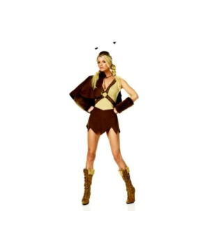 Viking Sexy Women Costume
