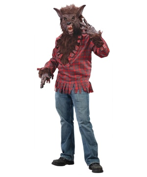 Werewolf Shirt Costume