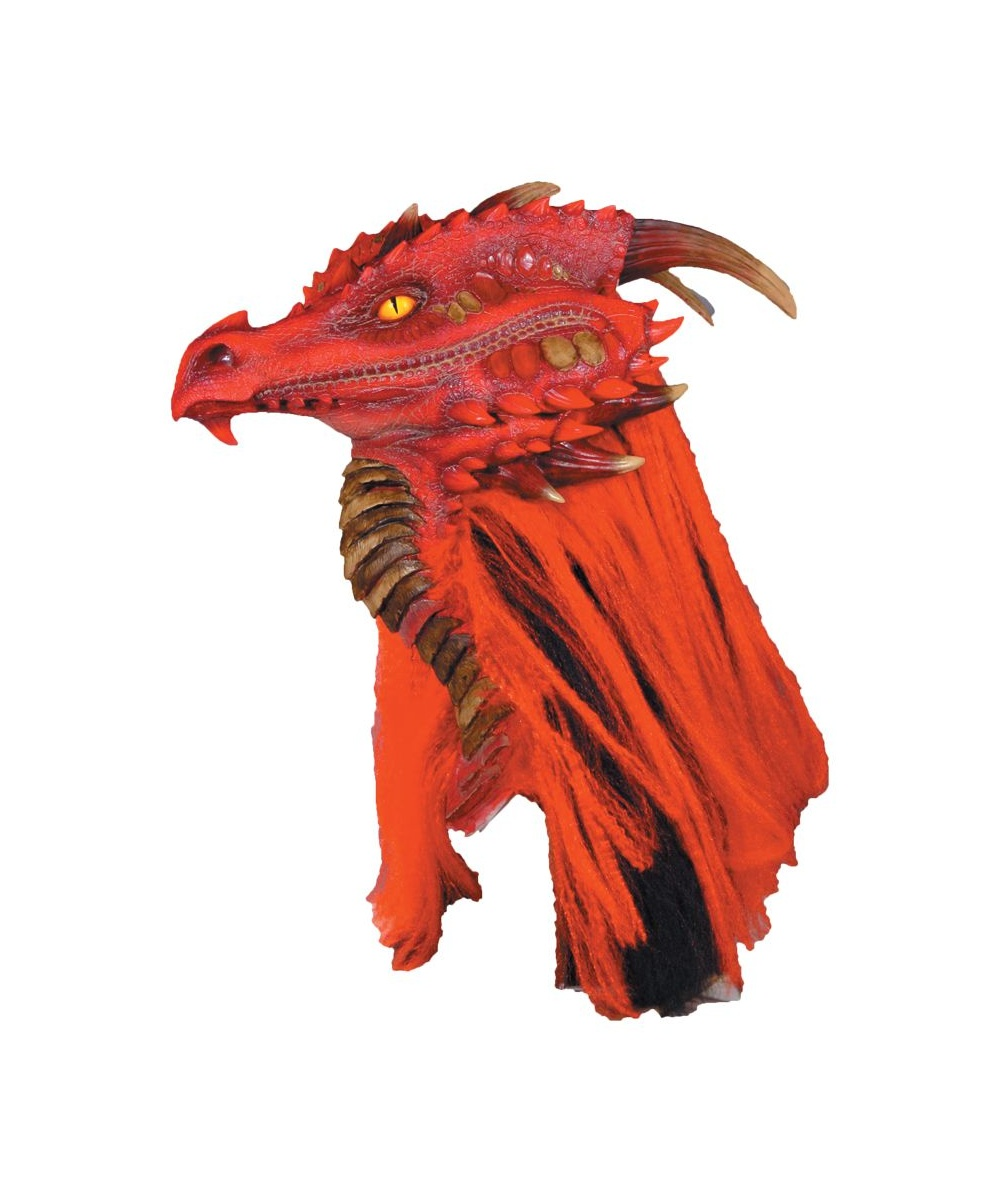 Brimstone Dragon Mask