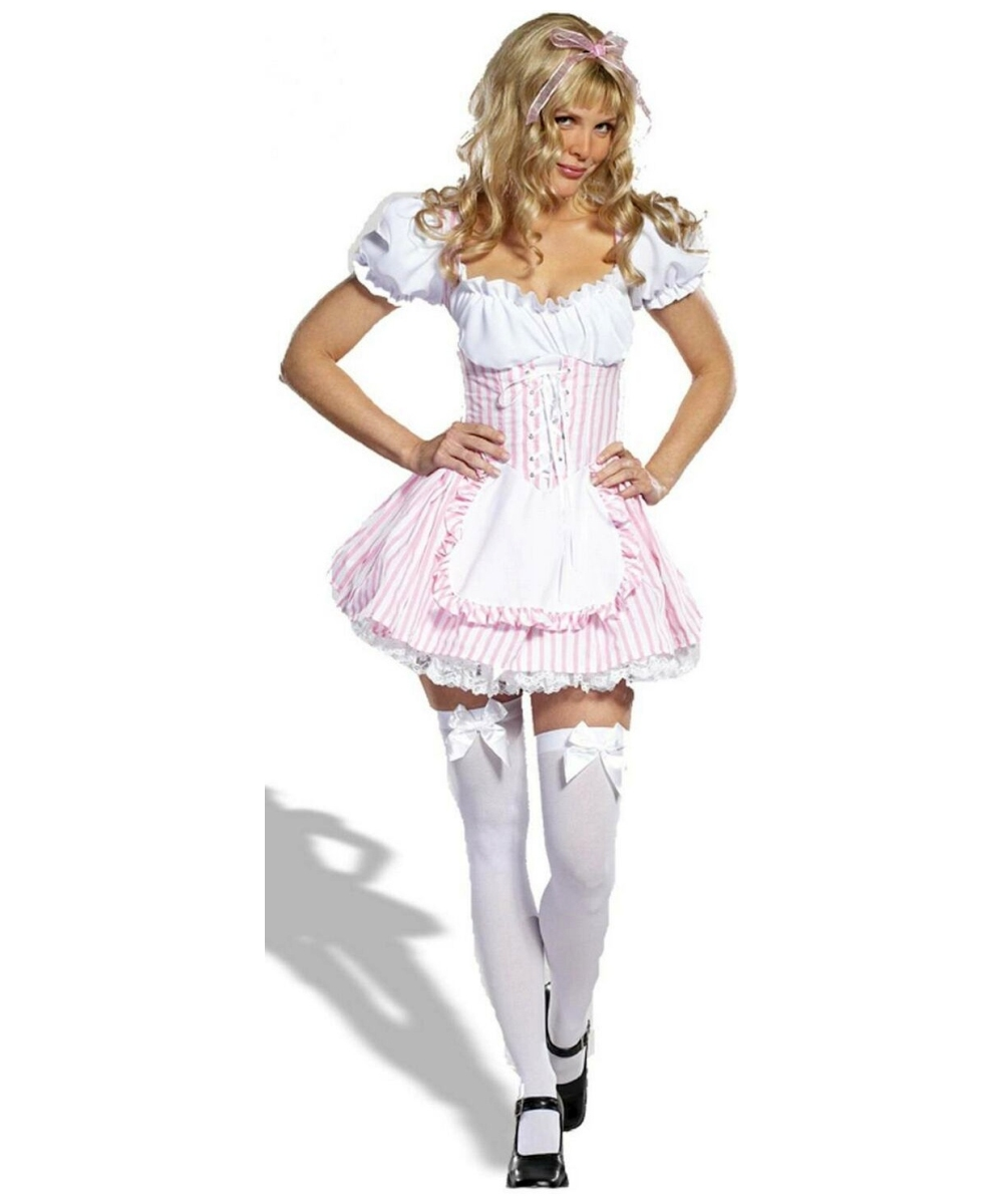 sc 1 st  Halloween Costumes & Candy Striper Costume - Candy Corn Halloween Costumes