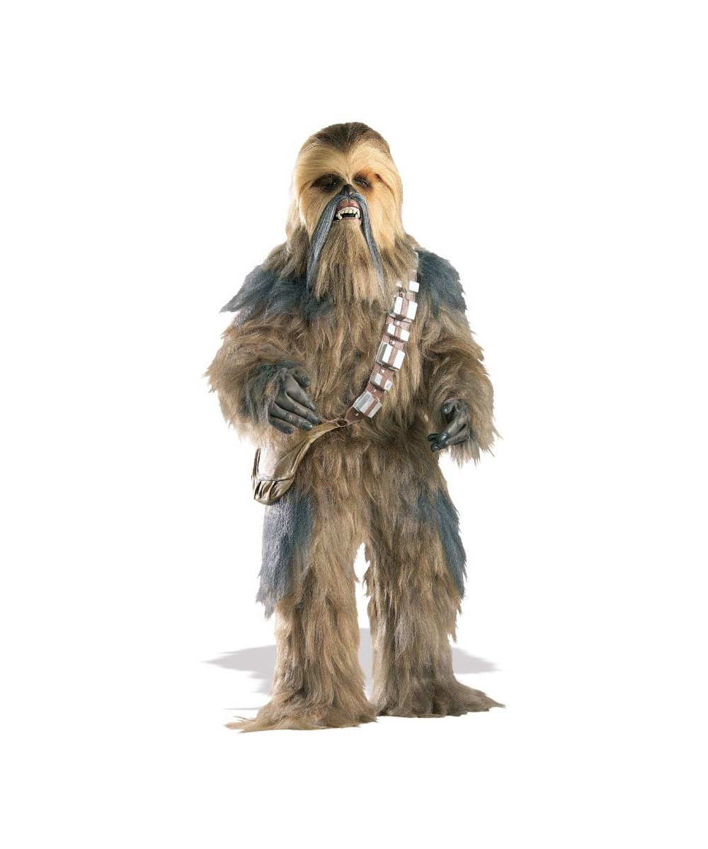 Chewbacca Theatrical Men Costume